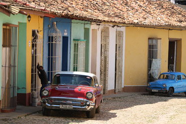 Oldtimer Autos in Havanna