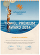 Reiseadler24 Travel Premium Award 2014